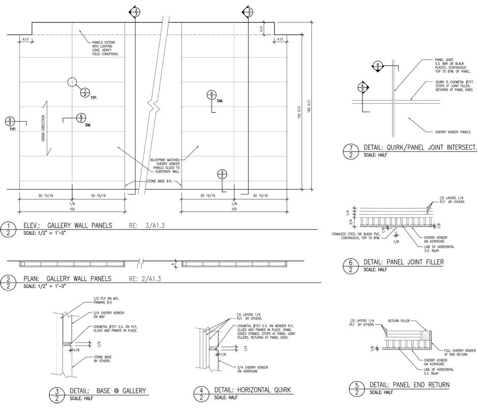 Furniture Shop Drawings Shop Drawings | Cabinetry